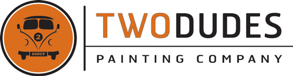 Two Dudes Painting Company logo